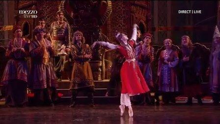 芭蕾《金帐汗国》The Golden Hord 鞑靼国家学术歌剧院芭蕾舞团 2014·6·26