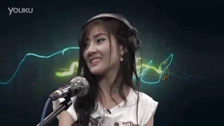 最清纯漂亮年轻的美女DJ faahsai