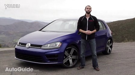 Autoguide试驾2015大众Volkswagen Golf R