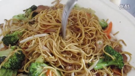 Stir Fry Chicken Noodles 鸡肉炒面 - The Dumpling Sisters