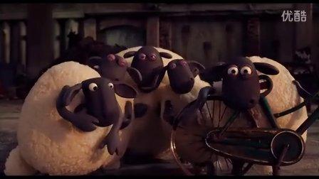 小羊肖恩大电影最新花絮 Shaun the Sheep The Movie - Movie Clip