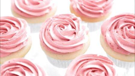 优雅烘焙 2015 白巧克力红莓纸杯蛋糕 79
