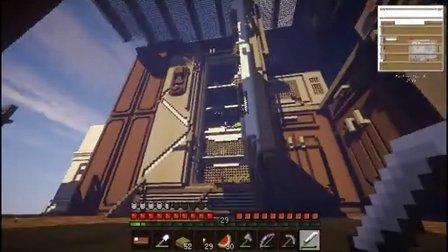 【奇怪君】 Minecraft 我的世界 超仿真生存《谁动了我的奶酪》ep.8-1 当个创世神