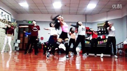【US Kpop】 大连US街舞小黑导师 给别人可惜了-Tara练习室 大连韩舞成品舞爵士舞