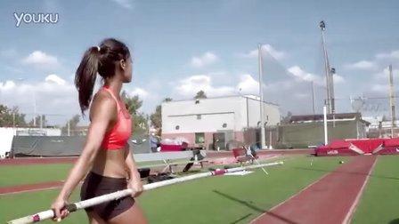 [K分享] GoPro:与Allison Stokke一起做撑杆跳