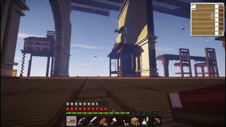 【奇怪君】 Minecraft 我的世界 超仿真生存《谁动了我的奶酪》ep.8-3 当个创世神