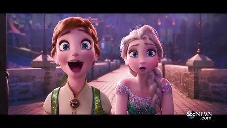 《冰雪奇缘》番外篇《冰雪奇缘:生日惊喜》预告片