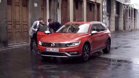 2015日内瓦车展 全新帕萨特Passat家族多款车型宣传片