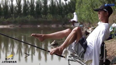 """感动!水边的""""魔术师""""—无臂少年牛洋洋钓鱼记(渔视网出品)"""