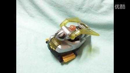 【猪猪上传】假面骑士kabuto THE BEE黄蜂 皇蜂 杀人蜂DX变身手镯 港版