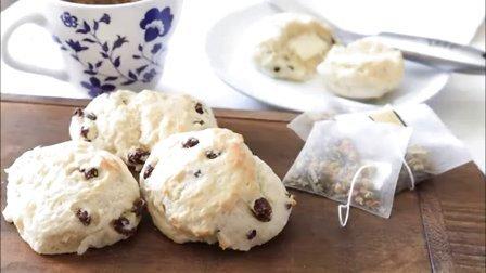 优雅烘焙 2015 松软香甜的下午茶点心 英式司康 84