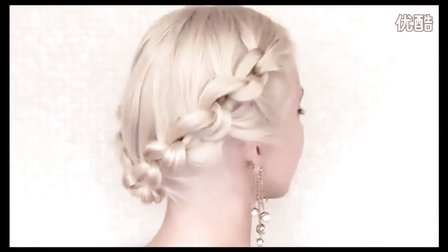 【Elegant Touch雅致格调】舞会婚礼高髻编织发型教程