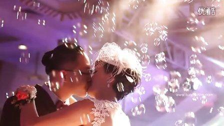 豚鼠跟拍婚礼作品:Z&Y 那些年我心中的女孩 江西饭店酒店婚礼