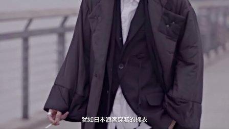 他穿的这件是90年代三宅一生 女式大衣 98