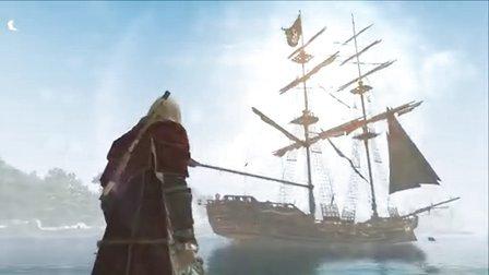 【刺客信条4:黑旗】支线剧情剪辑电影:下:圣殿之钥【中字】