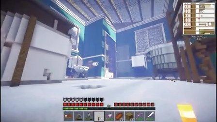 【奇怪君】 Minecraft 我的世界 超仿真生存《谁动了我的奶酪》ep.11-4 当个创世神