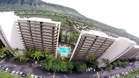 GoPro:滑翔伞穿越建筑
