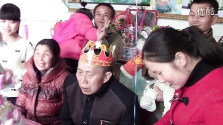 渡头羊年余月生寿星六十大寿生日蛋糕祝福