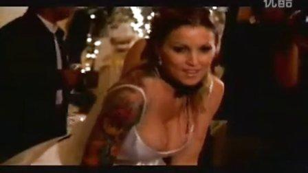 Janine Lindemulder & Jesse James's wedding20021020