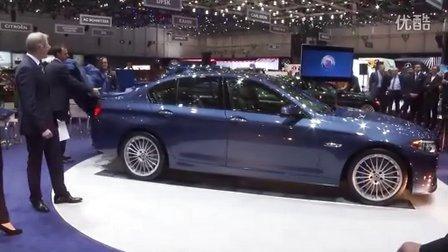 2015日内瓦 宝马阿尔宾娜 BMW Alpina 5系 6系