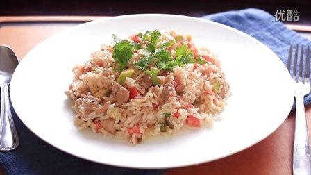 《宅男美食》91集墨西哥鸡肉烩饭(Arroz con Pollo)