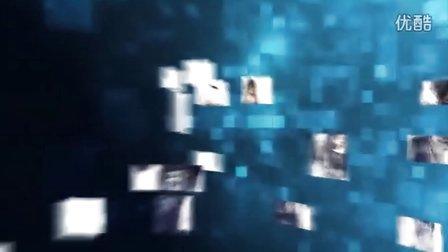 A00877--动感三维空间图片视频宣传片AE模板