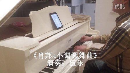 伍乐《肖邦a小调圆舞曲》_tan8.com