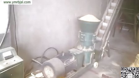 饲料经销商养殖场自助式冷制粒颗粒饲料代加工连锁模式