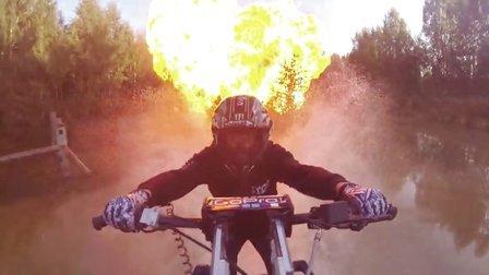 GoPro:燃烧战车