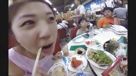 冲绳度假之四 说中文的冲绳市场 御守神狮子
