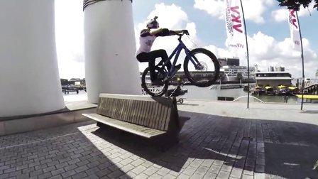 GoPro:Danny MacAskill骑行鹿特丹