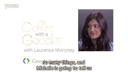 Coffee with a Googler: Google Fit platform with Michelle Haq