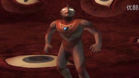 【奥特曼格斗进化3】【爆酱籽墨】拯救地球任务第二期——嘲笑之眼 S级