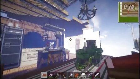 【奇怪君】 Minecraft 我的世界 超仿真生存《谁动了我的奶酪》ep.12-完 当个创世神