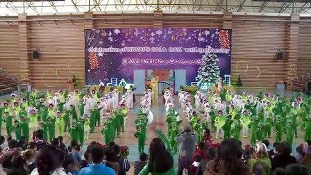 西外2014年GALADAY表演视频