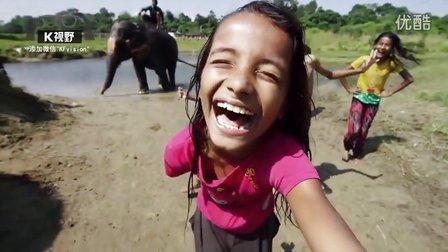 [K分享] 活力动人!第一次自拍的尼泊尔少女们