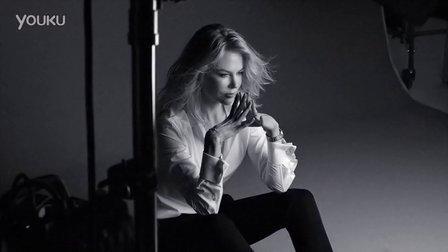 妮可·基德曼全新欧米茄广告片拍摄花絮,完美演绎Ladymatic腕表