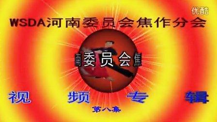 夕阳红  焦作市解放区2015年春节优秀节目展演 老年时装秀表演