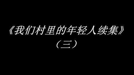 《我们村里的年轻人续集》(三)