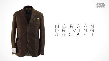 Morgan英国摩根与高端订制服装的渊源