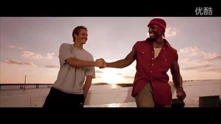 《速度与激情7》 片尾曲 ,再見你一面 (See You Again) Wiz Khalifa - S