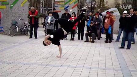 SAM_3090英贝艺术培训中心参加朝阳区垡头社区公益巡演<街舞表演>