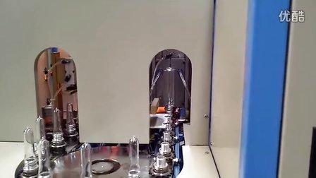手插瓶坯自动吹瓶机 pet blowing machine