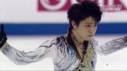 羽生结弦 2015花样滑冰世锦赛 自由滑 Yuzuru HANYU 2015 Worlds. LP