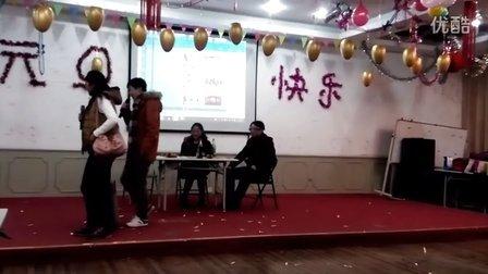 聚方元旦晚会小品 这里是娘家 2014年12月27日 俞进江 刘伟浩 王萍 祁灿 带字幕