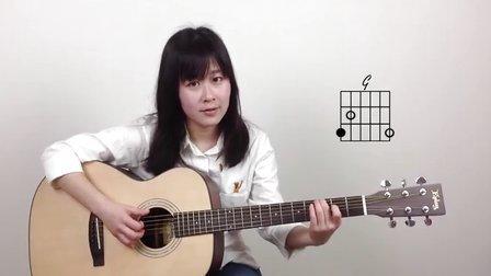 那些花儿 - 朴树 - 呆萌妹子Nancy吉他教学 吉他教程