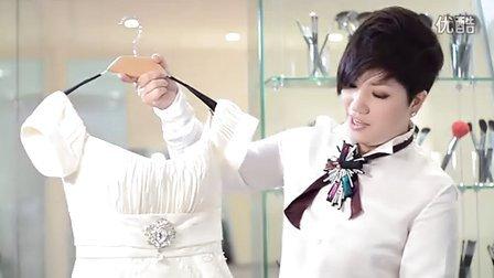 香港著名星級化妝師Amy Gao 為你介紹婚紗禮服