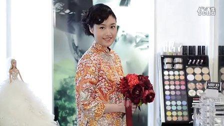 香港著名星級化妝師 Amy Gao 為你示範新娘裙褂妝
