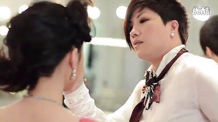香港著名星級化妝師 Amy Gao 為你示範新娘晚妝
