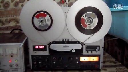 胆机.开盘机广播磁带